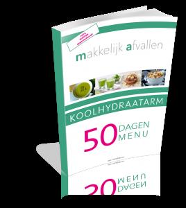 Koolhydraatarm 50 dagen review