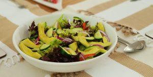 keto gerecht lunch salade