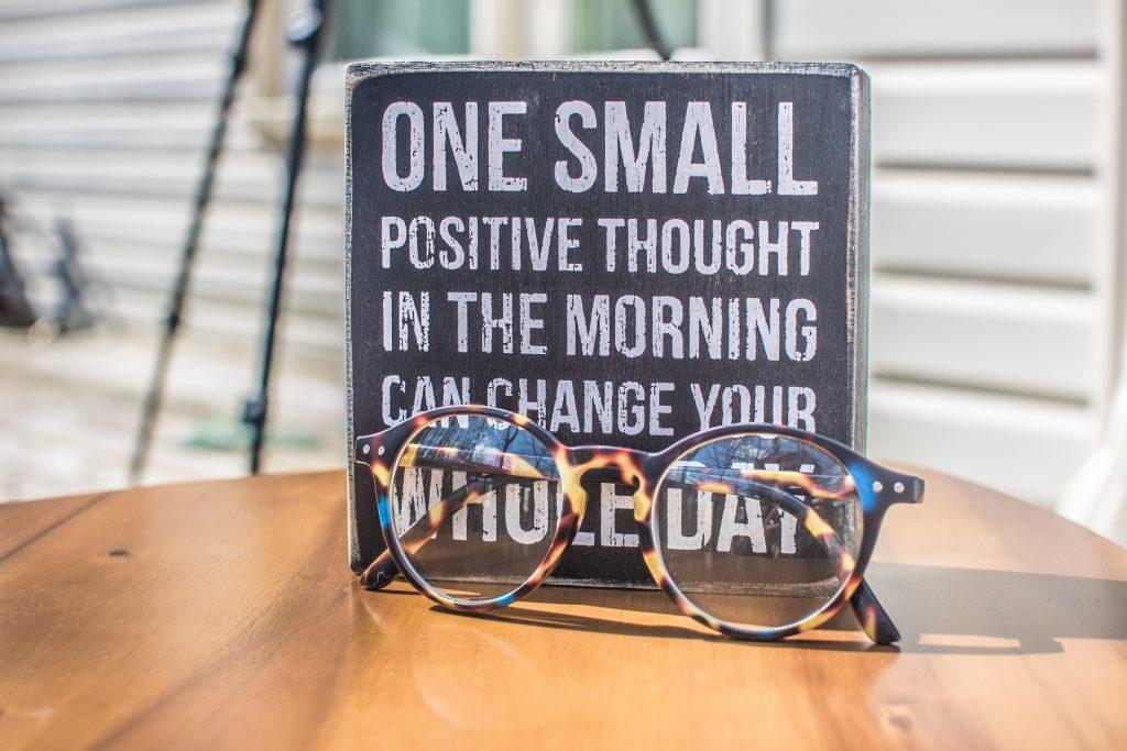positieve mindset veranderen