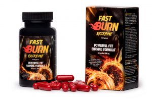fast burn extreme pil