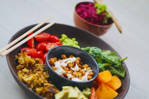 buddha bowl lunch werk