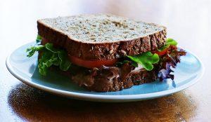 sandwich lunch werk