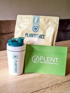plent plantforce protein