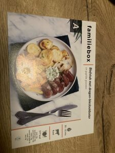 familiebox recept
